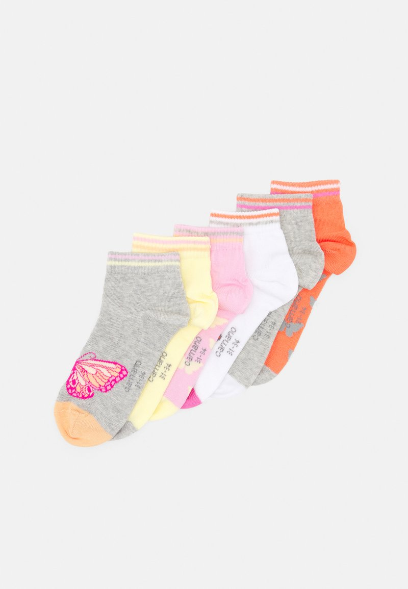 camano - ONLINE CHILDREN 6 PACK - Socks - fog melange