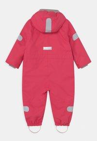 Reima - OVERALL MARTE MID UNISEX - Snowsuit - azalea pink - 1