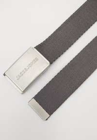 Jack & Jones - JACKYLE REVERSIBLE BELT - Belt - castlerock/black - 3
