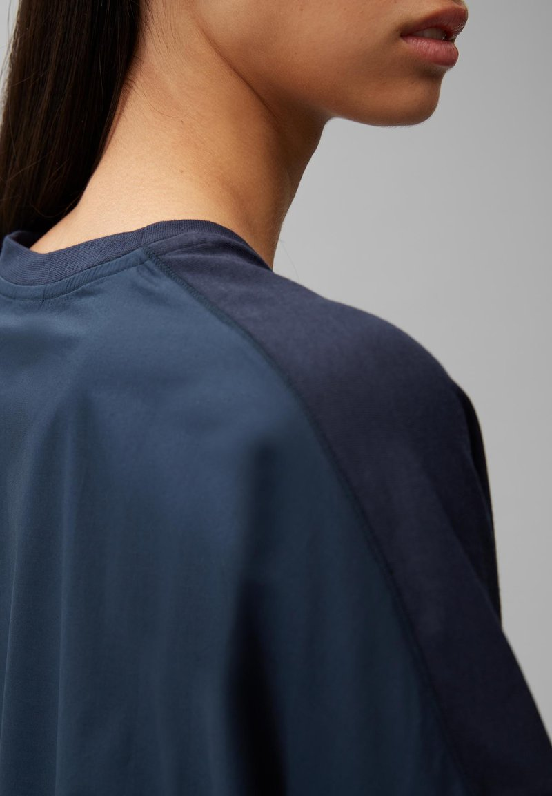 Marc O'Polo DENIM Langarmshirt - scandinavian blue/dunkelblau onwGZd