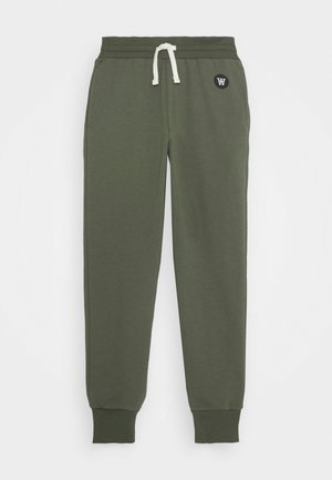 RAN KIDS TROUSERS - Pantalones deportivos - army green