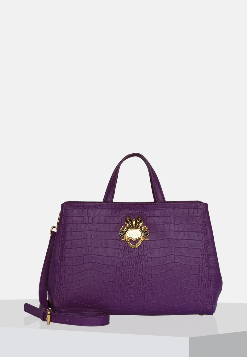 Silvio Tossi - Handbag - purple