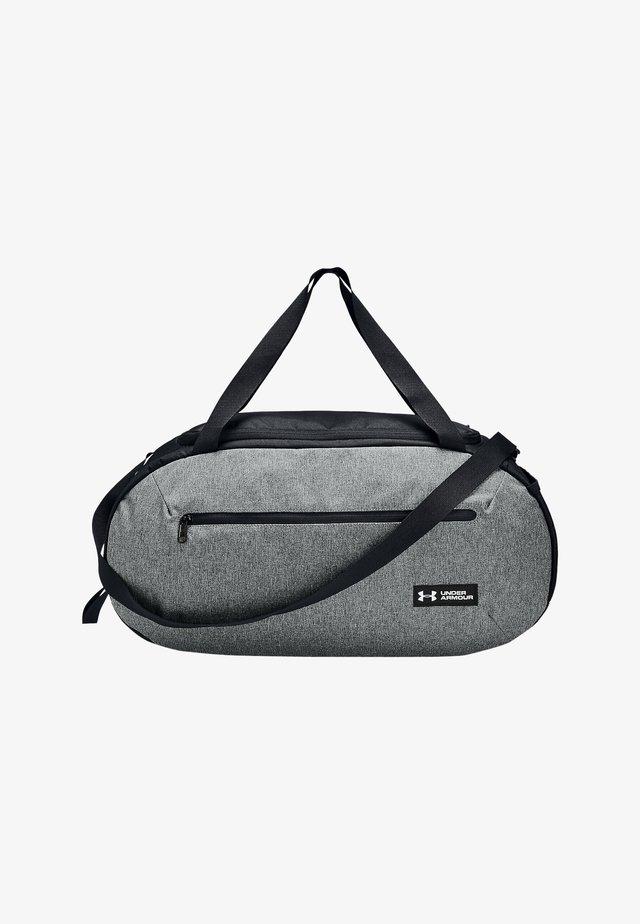 Sports bag - dark grey, black