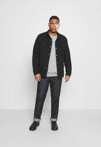 Jack´s Sportswear - JACKET - Spijkerjas - keep black - 1