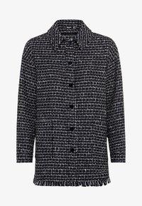 HALLHUBER - Short coat - schwarz - 3