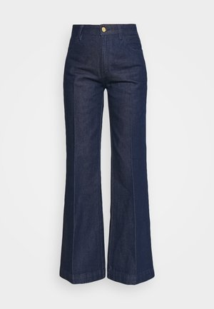 EASTCOAST - Flared Jeans - press blue