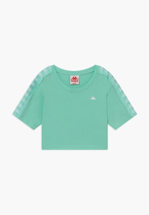 GLANDA - Print T-shirt - mint