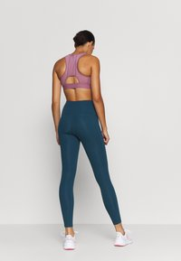 ASICS - HIGH WAIST - Leggings - magnetic blue