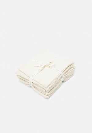 MUSLIN 10 PACK UNISEX - Muslin blanket - nature