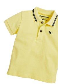Next - SHORT SLEEVE - Poloshirt - yellow - 2