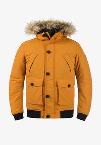 Solid - Winter jacket - sudan brown - 4