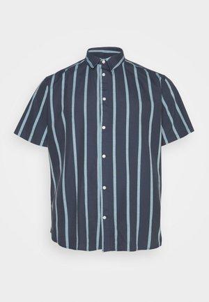 ONSTRAVIS LIFE STRIPED THIN OXFORD - Shirt - dark navy
