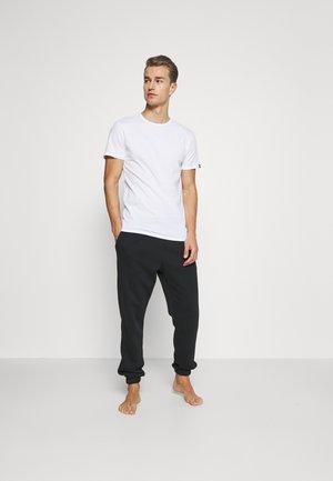 4 PACK BASIC CREW TEE - Nachtwäsche Shirt - white
