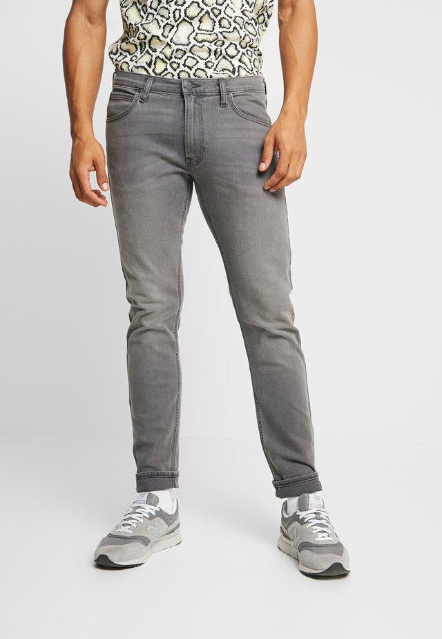 LUKE - Slim fit jeans - grey used clay