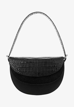 BISENZIO - Handbag - czarny