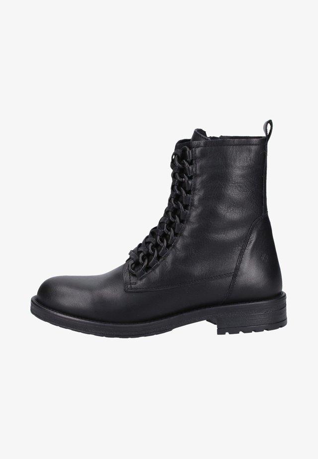 Veterboots - black