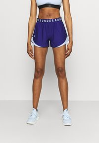 Under Armour - PLAY UP SHORTS 3.0 - Sports shorts - blue - 0