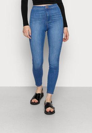 STEFFI - Jeans Skinny Fit - blue denim