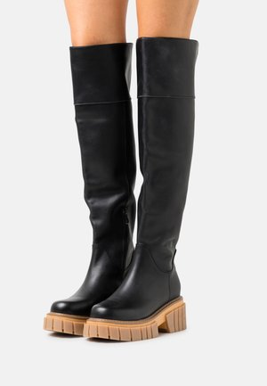 LONDON GIRL - Over-the-knee boots - black