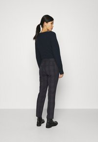 GAP - ANKLE - Trousers - tartan plaid - 2