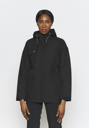 ANIAK - Outdoorjas - black