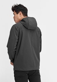 Mammut - Soft shell jacket - phantom - 1