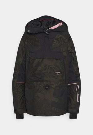 FREESTYLE RESCUE OVERHEAD - Ski jacket - dark green