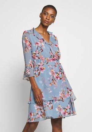IKEBANA - Day dress - light blue