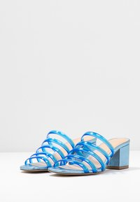 Steven New York - ISAK - Heeled mules - blue - 4