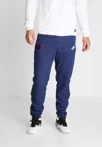 Nike Performance - PARIS ST GERMAIN DRY SUIT SET - Verryttelypuku - white/midnight navy/pure platinum/university red - 3