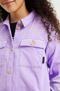 WE Fashion - CORDUROY - Overhemdblouse - lilac - 2