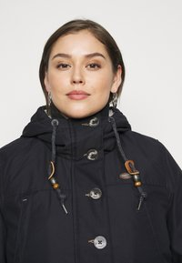 Ragwear Plus - JANE PLUS - Parka - navy - 3