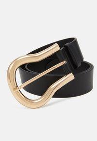 Gina Tricot - ALEAH BELT - Belt - black - 2