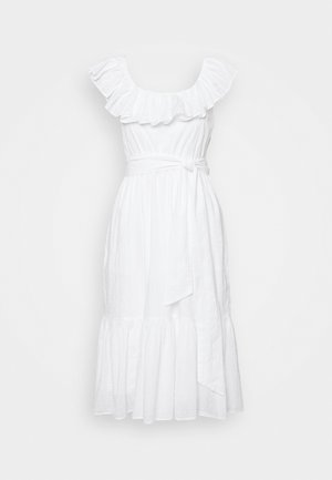 PULITA DRESS - Robe d'été - white