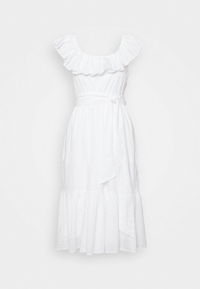 PULITA DRESS - Day dress - white