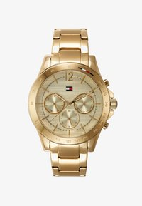 Tommy Hilfiger - HAVEN - Horloge - gold coloured - 0
