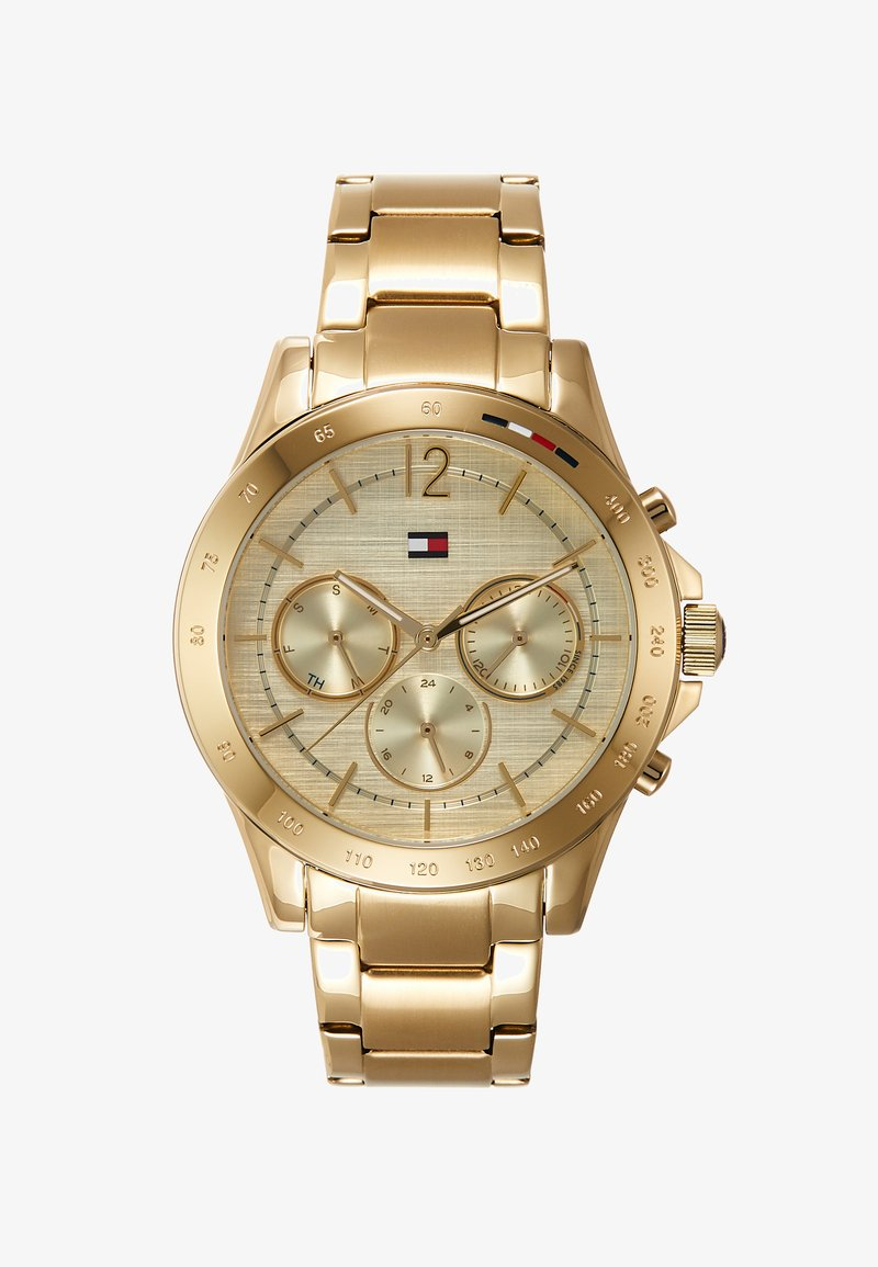 Tommy Hilfiger - HAVEN - Horloge - gold coloured