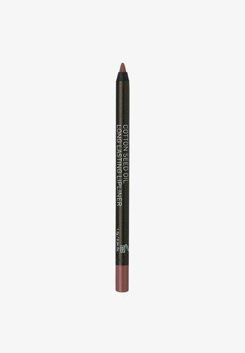 COTTON LIP LINER - Lip liner - neutral dark