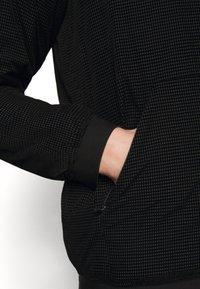 EA7 Emporio Armani - BLOUSON - Light jacket - black - 6