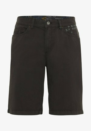 BERMUDA REGULAR FIT  - Shorts - asphalt