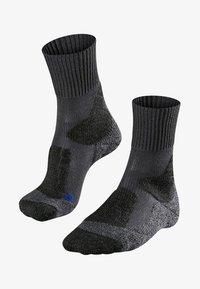 FALKE - TK1 COOL - Sports socks - stone - 0