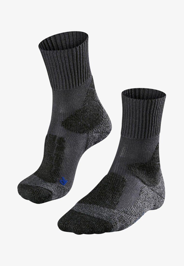 FALKE - TK1 COOL - Sports socks - stone
