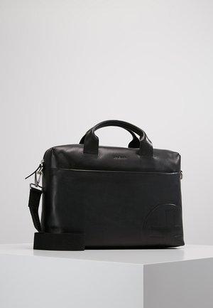 JONES BRIEFBAG - Briefcase - black