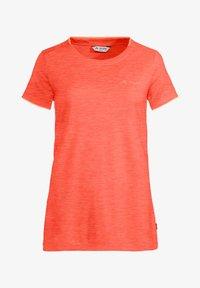 Vaude - ESSENTIAL  - Basic T-shirt - pink canary - 2
