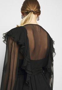 Alberta Ferretti - ABITO - Cocktail dress / Party dress - black - 5