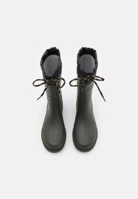 Anna Field - Wellies - dark green - 5
