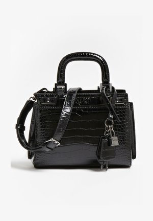 MINI SAC A MAIN KATEY - Across body bag - schwarz