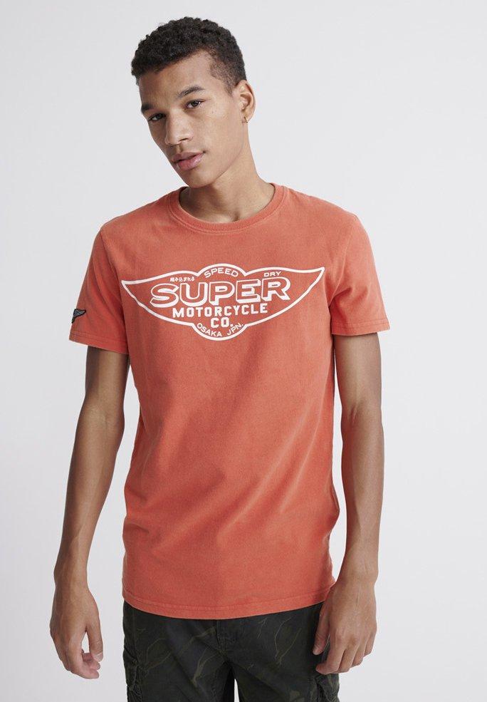 Homme MERCH STORE BAND - T-shirt imprimé