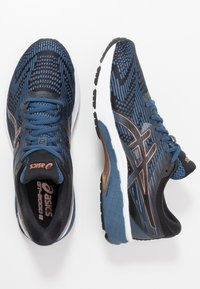 ASICS - GT-2000 8 - Stabilty running shoes - grand shark/black - 1