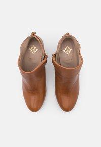 San Marina - MAYELIS - Ankle boots - camel - 5